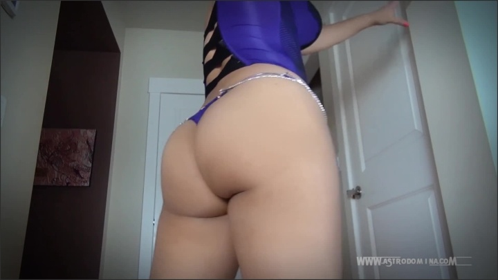 [Full HD] Astrodomina My Ass Is Your Kryptonite Pov Ass Dom - AstroDomina - Manyvids - 00:10:54 | Size - 144,3 MB