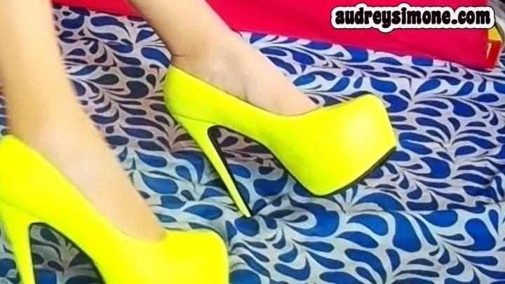Audreysimone Free Video 4 Ass Legs And Feet Lovers