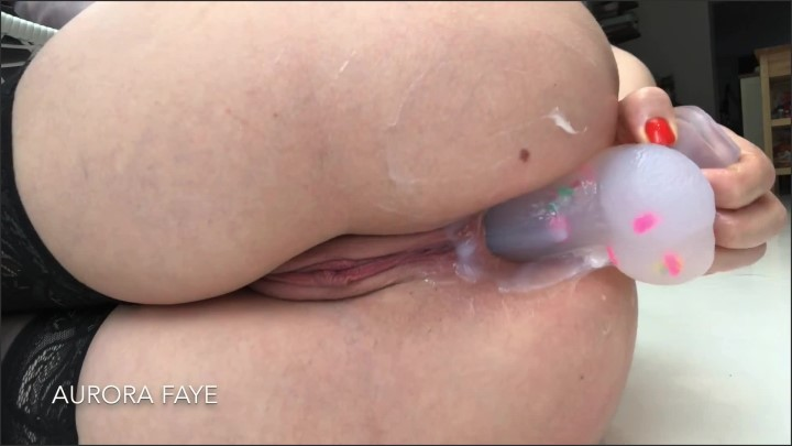 [Full HD] Gaping And Giving Myself A Good Ass Fuck - Aurora Faye - - 00:32:28 | Brunette, Pawg - 704,5 MB