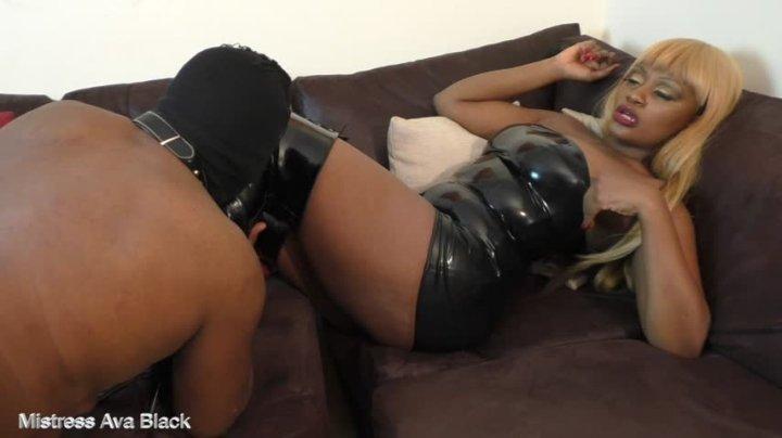 Ava Black Horniest Boot Worship Ever Part 2