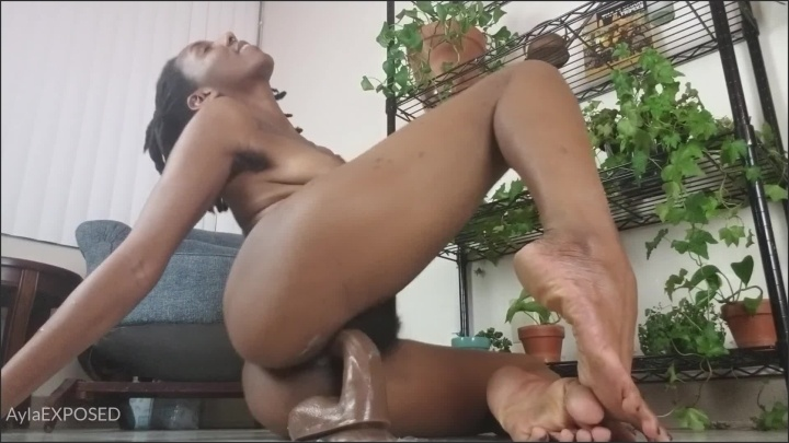 [Full HD] Aylaexposed Ayla Bouncing And Grinding On A Huge Dildo - AylaEXPOSED -  - 00:11:29 | Dildo Ride, Amateur, Verified Amateurs - 265,6 MB