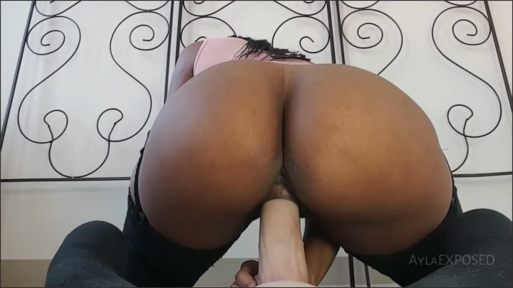 [Full HD] Aylaexposed Ayla Riding My Realcock 2 For The First Time - AylaEXPOSED -  - 00:12:26 | Reverse Cowgirl, Riding - 280,9 MB