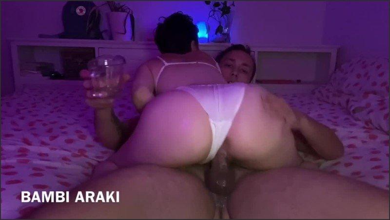 [HD] Oily Big Bubble Butt Teen Fucked In Micro Bikini - BambiAraki - -00:13:34   Panty Fuck, Pov - 150,9 MB