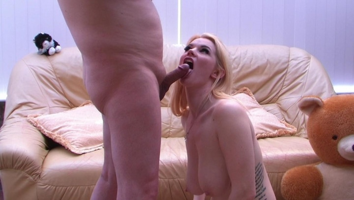 Beefybanger Big Boobed Tasha Worships My Cock 1