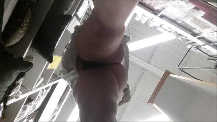 [Full HD] Blonde Shopping No Panties Public Upskirt - Bellatina18 - - 00:09:59 | Solo Female, Blonde - 266,5 MB