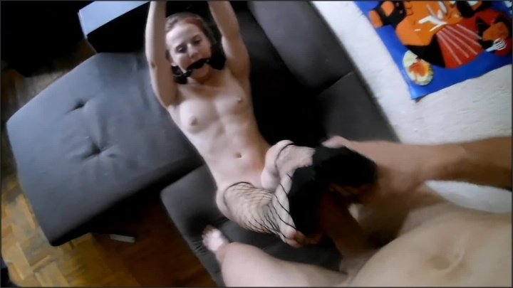 [Full HD] Bdsm Footfetish Pov - BlackRaven88 - - 00:06:41 | Verified Amateurs, Foot Slave, Exclusive - 174,4 MB