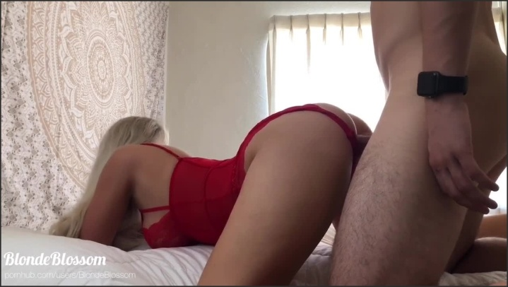 [HD] Came Home To My Hot Step Sister Surprising Me In Lingerie - BlondeBlossom - - 00:19:32 | Pussy Licking, Step Fantasy - 209,4 MB
