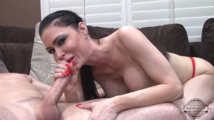 Bradknight Jessica Jaymes Perfect Blowjob