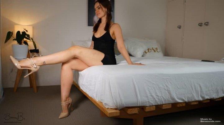 Briannabellxxx High Heel Porn Trying On All My Heels