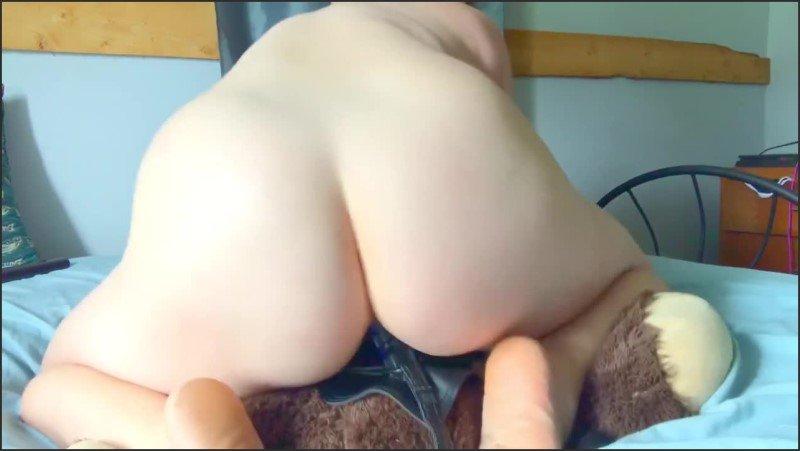 [HD] Anal Riding While Playing Some Dark Souls Anal Orgasm  - BriannaBunBuns - -00:12:02   Blonde, Playing - 127,2 MB