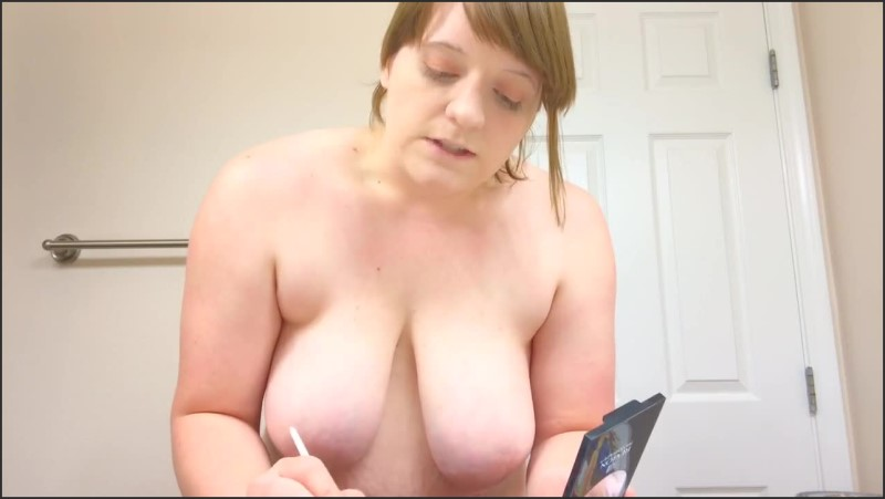 [HD] Chat With Me Doing My Makeup Nude Fun Video  - BriannaBunBuns - -00:15:52 | Milf, Hot - 136,8 MB