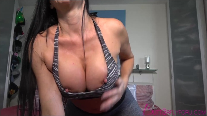 [Full HD] Worship My Perfect Tits - Butt3Rflyforu - - 00:14:24 | Solo Female, Big Tits - 244,8 MB
