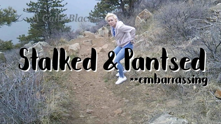Callieblackx Pantsing Fetish