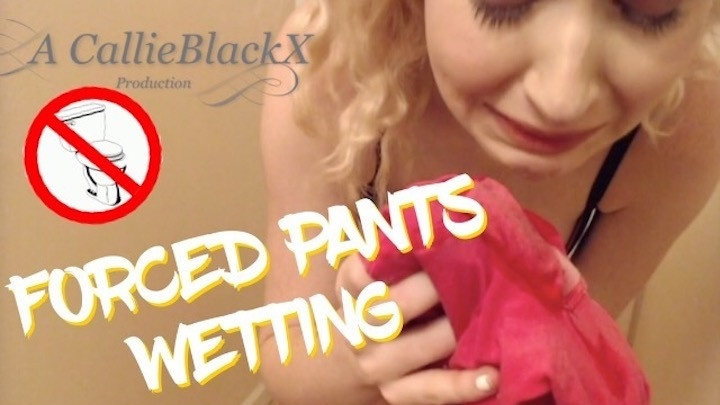 Callieblackx Pissing In Pink Tights
