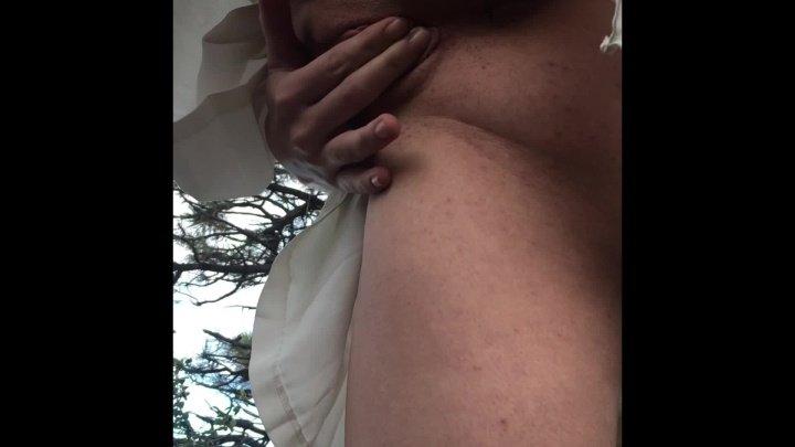Callieblackx Public Outdoor Flashing