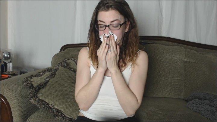 Canadiansammy Sammy Blows Her Nose 2015 07 05