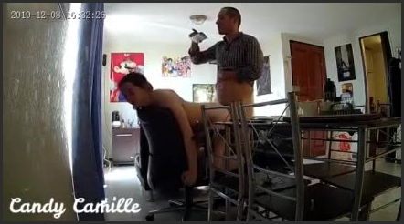 [LQ] Cheating Girlfriend Is Recorded With Security Camera - Candy Camille - - 00:15:29 | Verified Couples, Webcam - 29,2 MB