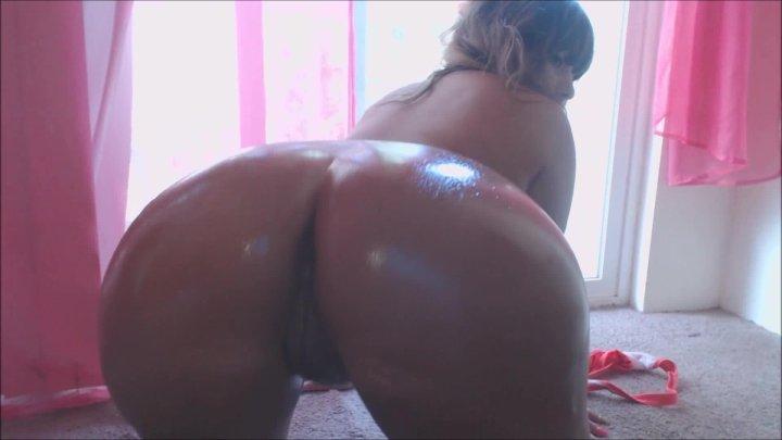 Carmita Bonita Bikini Joi Ass Shaking Oil Cum Countdown