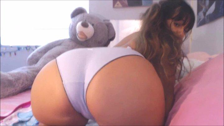 Carmita Bonita Daddys Girl Teddy Humping Impregnation
