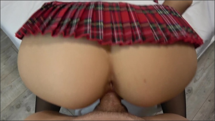 Brother Grinding And Fucking Teen Step Sister While Mom Sleeps