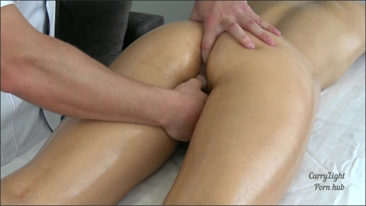 In Home Massage Therapist Fucked Me Hard Again