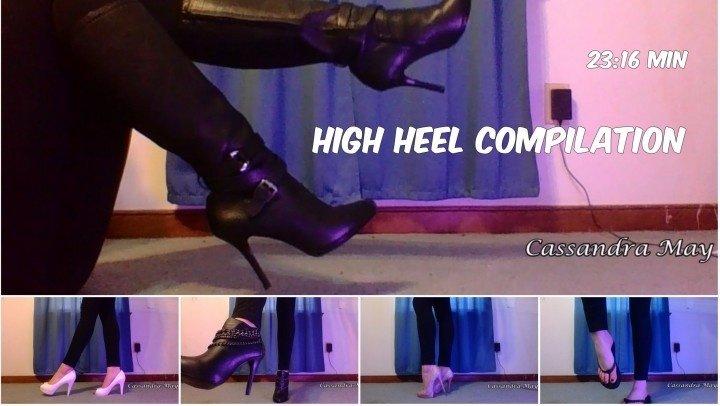Cassandramayy High Heel Compilation Extended Version