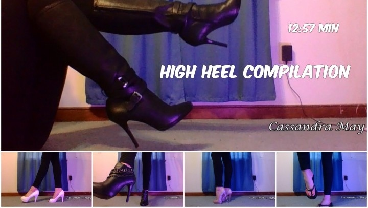 Cassandramayy High Heel Compilation Short Version