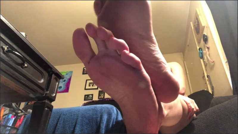 [Full HD] You Can Look But You Can T Touch  - Cassidy Love - -00:09:49 | Verified Amateurs, Feet, Toes - 268 MB