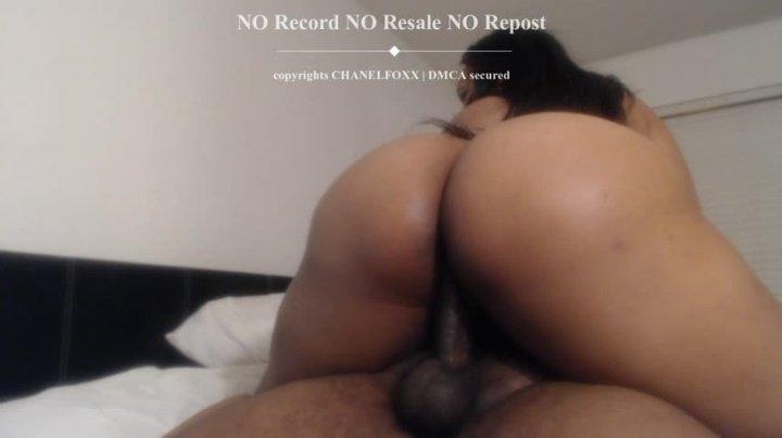 Chanelfoxx B G Cum On My Ass