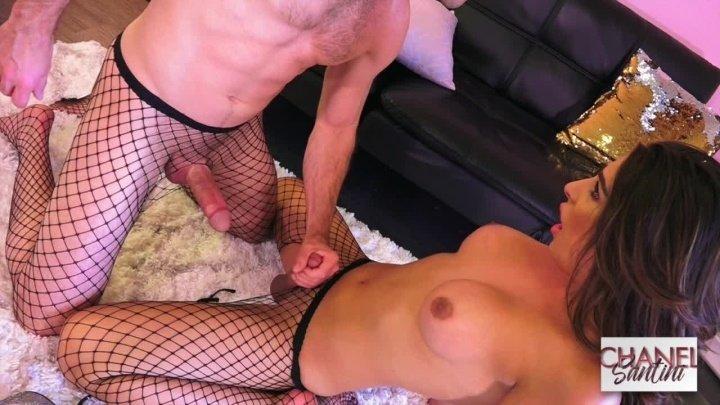 Chanelsantini Chanel Amp Lance Hot Foreplay