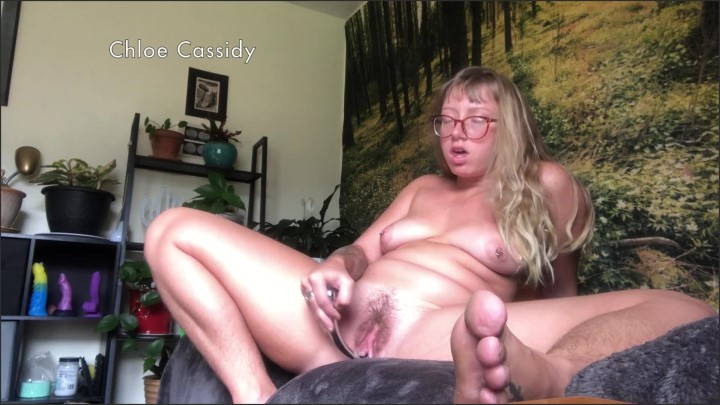 [Full HD] First Time Njoy Wand Cum - Chloe Cassidy - - 00:12:19 | Nerdy Girl Glasses, Adult Toys - 287,5 MB