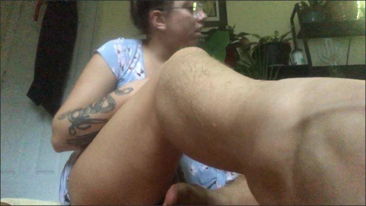 [Full HD] Leg Shave Worship - Chloe Cassidy - - 00:11:54 | Feet, Leg Worship, Amateur - 315,4 MB