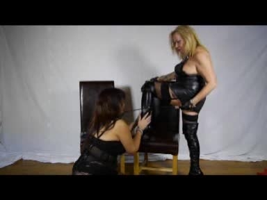 Christina X Battle Of The Milf Mistresses Part 1