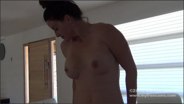 [HD] Hot Milf Workout - ChristineAsh - - 00:08:50 | Milf, Toys - 93,9 MB