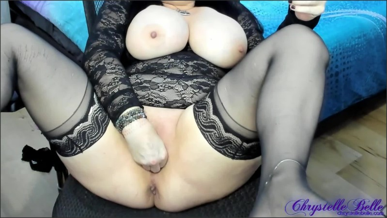 [Full HD] Two Handed Masturbation  - Chrystelle Belle - -00:20:24   Sexy, Milf - 845,2 MB