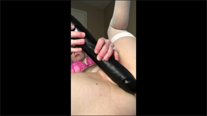 [Full HD] Creamy Pussied Milf Uses Huge Dildo In Double Penetration Masturbation - Cindy Normandy - - 00:09:48 | Creamy Pussy, Big Dildo Anal - 106,6 MB