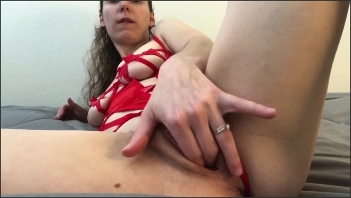 [HD] Milf In Lingerie Fingers Her Perfect Pussy To Orgasm - Cindy Normandy - - 00:06:33 | Pussy Close Up, Amateur Milf, Milf Masturbation - 65,9 MB