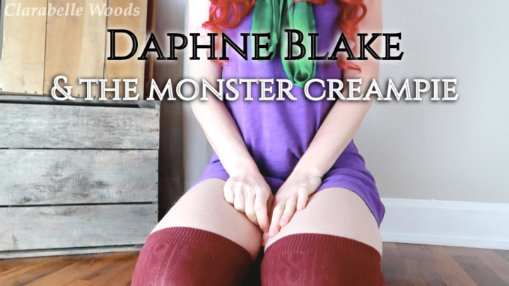 Clarabelle Woods Daphne Amp The Monster Creampie