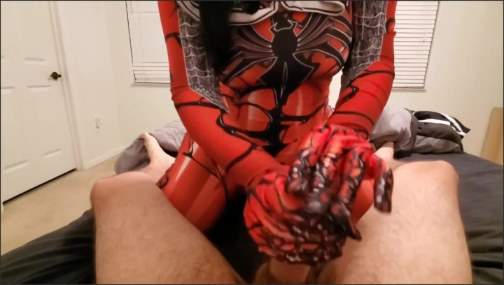 Curvy Spider Pawg Twerks On Dick
