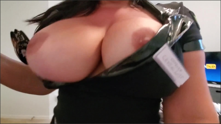 Fucked A Young Thick Busty Police Officer Through Uniform