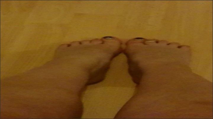 Curvycandice Barefoot Fetish