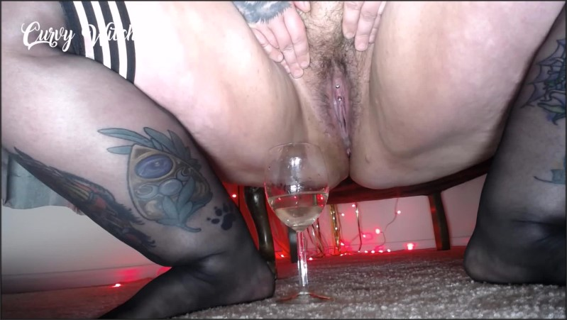 [Full HD] Demon S P-- Bitch Drink It Cum In My Ass  - CurvyWitch666 - -00:32:16 | Bbw, Masturbate - 702,8 MB