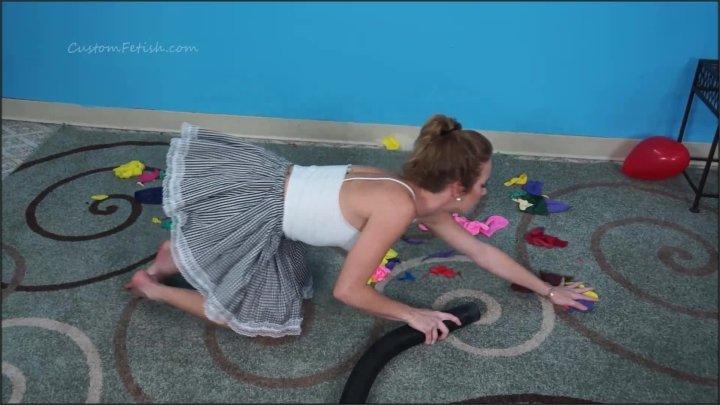 Custom Fetish Amber Vacuums Balloon Mess 2017 11 30 Gp59Hw