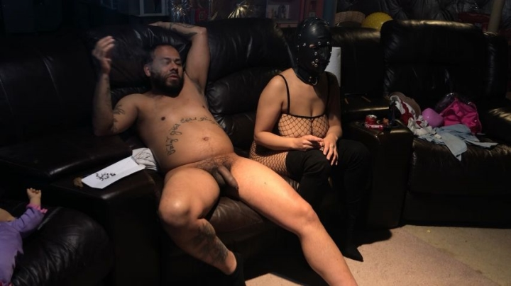 Daddy Slave Mask Slave Wife In Training