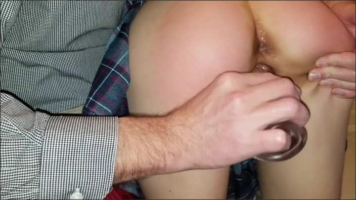 [Full HD] Sexy Little Teen Gets Punished Spanking And Quivering Dildo Orgasms - DaddyandKittenn - - 00:11:21 | Verified Couples, Punish, 18 - 449,6 MB