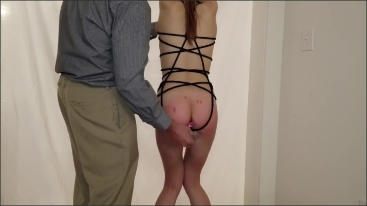 [Full HD] Sexy Young Submissive Gets Hung Up And Fucked - DaddyandKittenn - - 00:11:40 | Verified Amateurs, Tiny, Little - 177,4 MB