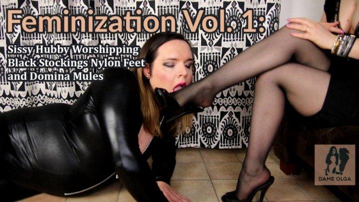 Dame Olga Feminization Vol 1
