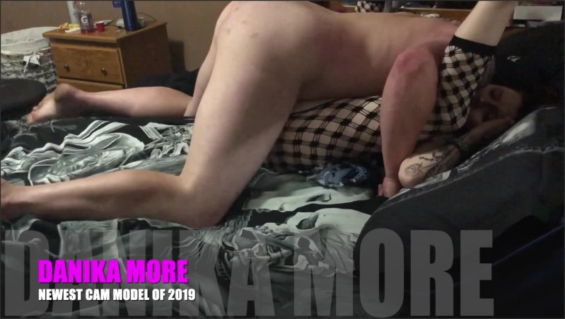 [Full HD] Danika More Loves Anal In Fishnets - Danika More - -00:16:26 | Female Orgasm, Petite Teen - 960,5 MB