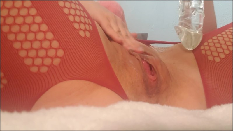 [Full HD] Squirting Milf In Red Fishnet Celebrating 14K Views 500 Subscribers - DenayaJupiter2274 - -00:11:24 | Tiny Pink Pussy, Perfect Pussy, Rough Sex - 252,9 MB