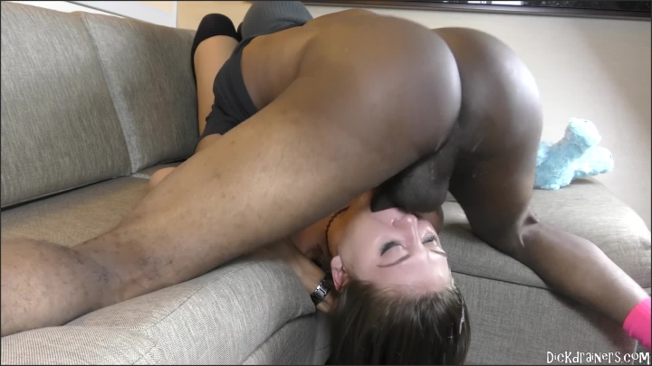 Dickdrainers Jojo Kiss Taken By Her Bodyguard To Eat Ass And Bbc